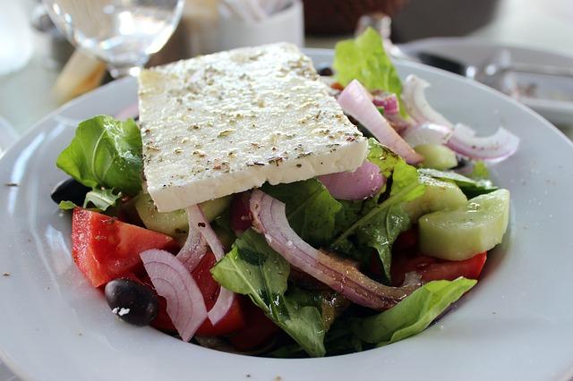Qu'est-ce que la salade grecque